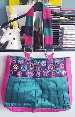 £0.99 • Buy Womens Boho Festival Shoulder Bag By Namaste New Without Tags.