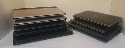 $ CDN291.71 • Buy Job Lot Of 9 X Various Laptops - Spares And Repairs - Dell, Sony, HP