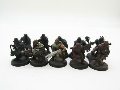 £1.70 • Buy (5715) Cultists Squad Chaos Space Marines 40k 30k Warhammer