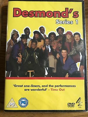 £5.99 • Buy New & Sealed Channel 4 Desmond's Series 1 (1988) DVD (2007)