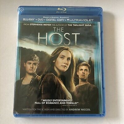 £2.13 • Buy The Host (Blu-ray + DVD, 2-Disc Set, New/Sealed)