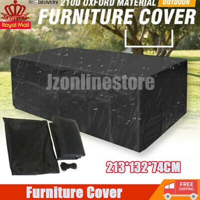 £12.99 • Buy Waterproof Garden Patio Furniture Set Cover Covers For Outdoor Rattan Table Cube