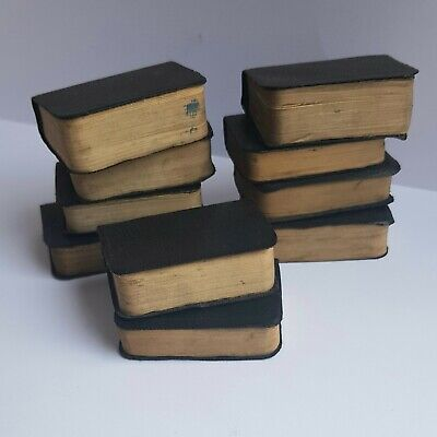 £10.50 • Buy Job Lot Antique Miniature Books William Shakespeare Plays Vintage Collectables