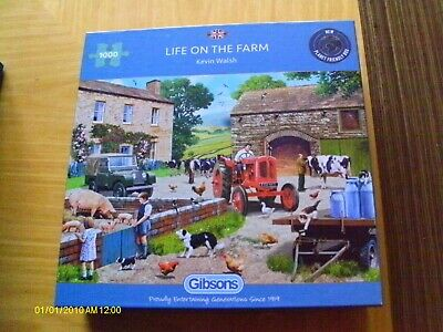 £8 • Buy Gibsons - Life On The Farm - Kevin Walsh - 1000 Pieces