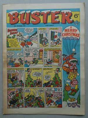 £0.99 • Buy Buster Comic Dec 26 1964 CHRISTMAS Issue FR+ (phil-comics)