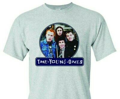 £14.38 • Buy The Young Ones T-shirt Retro 80s Comedy British TV 100% Cotton Graphic Tee