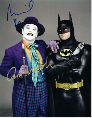£102.96 • Buy Jack Nicholson Michael Keaton Signed 11x14 Pic Photo Autographed Picture And COA