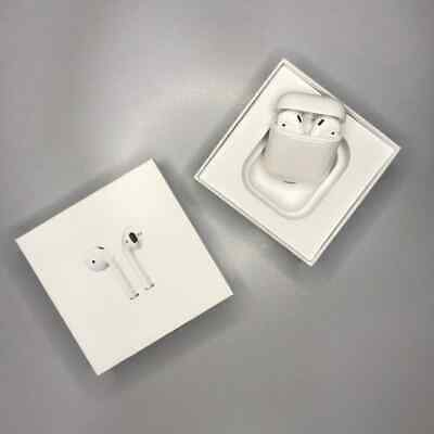 $ CDN20.65 • Buy Apple AirPods 2nd Generation Wireless Earbuds With Charging Case / SALE / NEW!!!