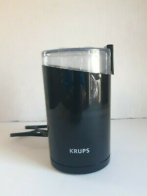 £7.21 • Buy Krups F203 Electric Coffee And Spice Grinder