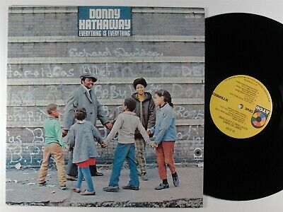£9.05 • Buy DONNY HATHAWAY Everything Is Everything ATCO LP ~