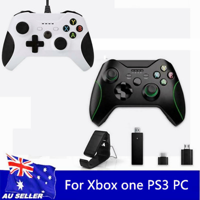 AU47.89 • Buy Xbox One Wireless Game Gamepad Controller For Microsoft Xbox One PC Or Wired  AU