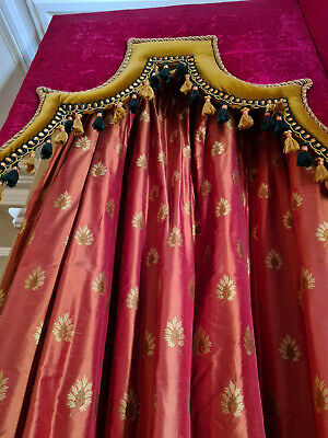 £400 • Buy Huge Curtains For Large Bay Window
