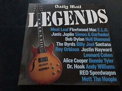 £0.49 • Buy Daily Mail Legends CD