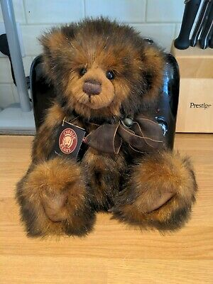 £25 • Buy Charlie Bear 10th Anniversary Collection Anniversary William