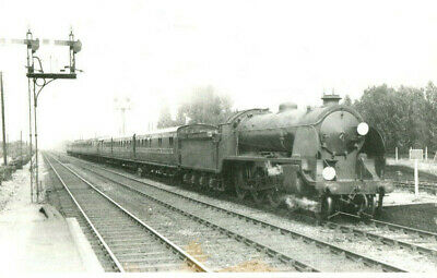 £1.45 • Buy 1930s Photograph Southern Railway H-15 Class No 521 On Up Express Esher