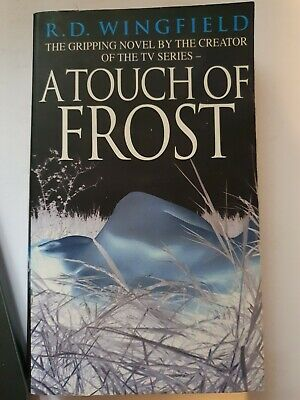 £1.20 • Buy A Touch Of Frost By R D Wingfield