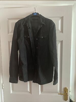 £9.99 • Buy All Saints Mens Button Shirt Small - Used