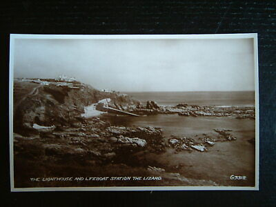£2.35 • Buy The Lighthouse & Lifeboat Station , Lizard , Cornwall  (RP)