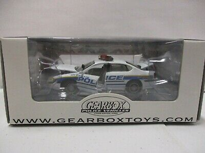 £10.61 • Buy Gearbox White Plains New York Police 1/43