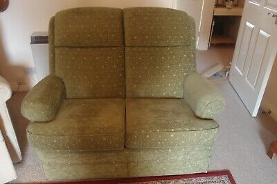 £275 • Buy Parker Knoll Regent 2 Seater Sofa And 2 Armchairs.