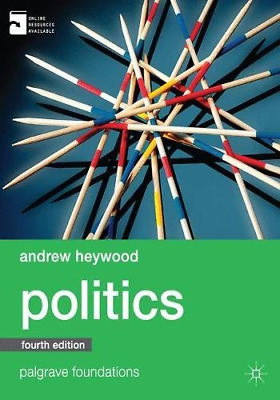 £4.43 • Buy Politics (Palgrave Foundations Series), Heywood, Andrew, Good Condition Book, IS