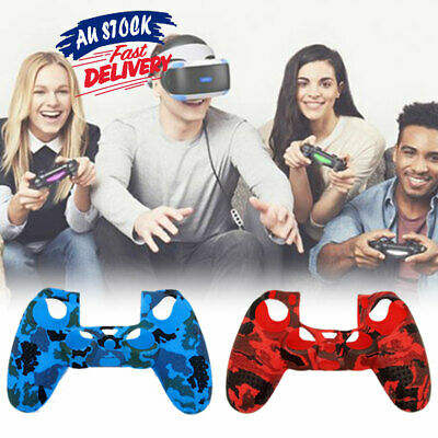 AU10.45 • Buy PS4 Controller Cover Silicone Skin AU Case Grip For Playstation 4
