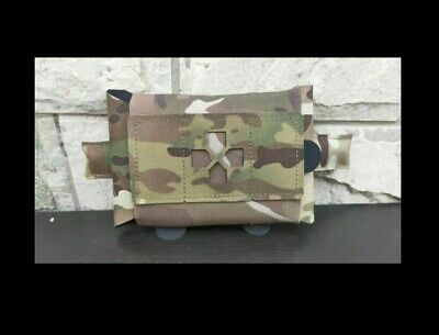 £39.99 • Buy Multicam Micro Ifak First Aid Pouch Molle Shooters Belt Mtp