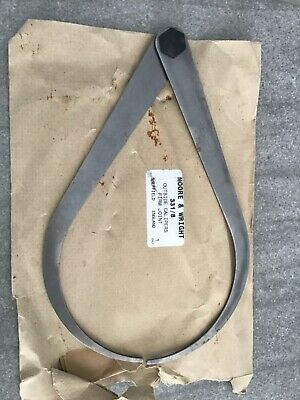 £10 • Buy Moore And Wright Outside 8in Firm Calipers 331/8
