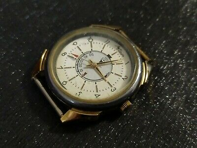 £26 • Buy Vintage USSR Electronic-mechanical Quartz Mens Watch  LUCH*SERVED*