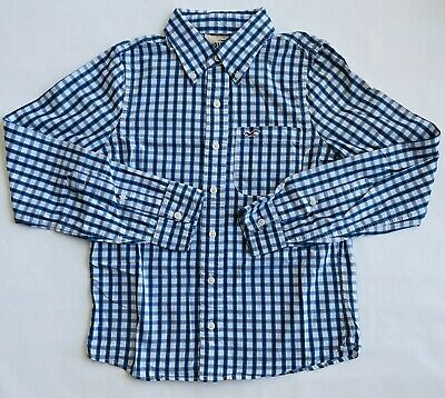 £6 • Buy Hollister Checked Shirt Long Sleeve Size S