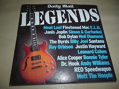 £0.99 • Buy Daily Mail CD Promo Legends