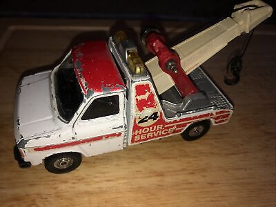 £4.95 • Buy Vintage CorgiFord Transit 24 Hour Recovery Truck Die Cast Model