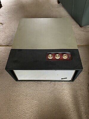 £50 • Buy Vintage Record Player Turntable Fidelity Monarch 4Speed Automatic Record Changer