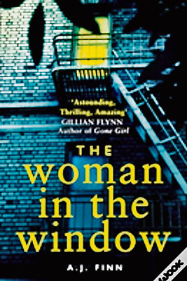 AU8 • Buy The Woman In The Window FINN A. J Paperback Book The Hottest 2018 Thriller No. 1