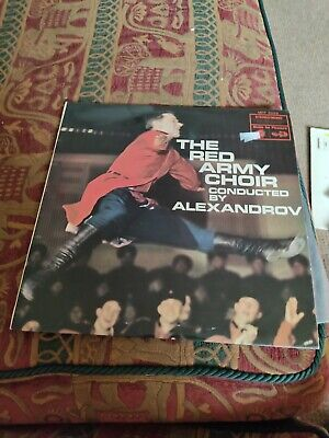 £0.99 • Buy Red Army Choir Conducted By Alexandrov Vinyl Record LP