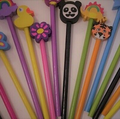 £7.46 • Buy Cute Animal Pencils Stationery Children Gifts