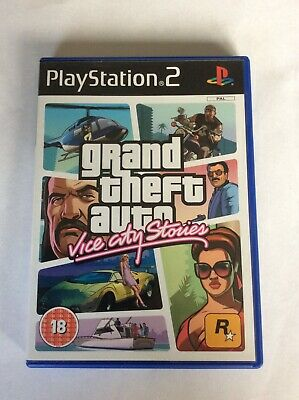 £3.95 • Buy Grand Theft Auto Vice City Stories (Playstation 2, PS2) , Pal,