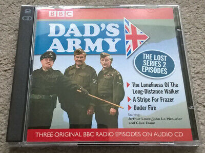 £4.50 • Buy Dad's Army The Lost Series 2 Episodes - CD