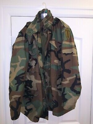 $25 • Buy Army M-65 Cold Weather Jacket Clean
