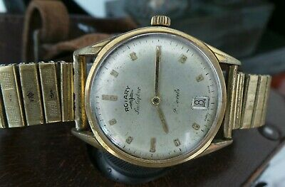 $ CDN1.70 • Buy Rotary Sea Captain Gents Vintage Watch For Spares/repairs Only!