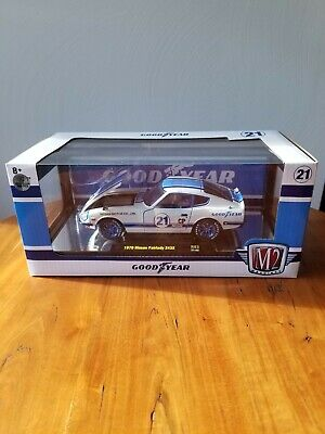 $49.99 • Buy M2 Machines Chase 1/24 Scale 1970 Nissan Fairlady Z432 : 1 Of 500