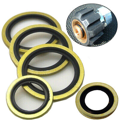 £6.19 • Buy 2/10/20 PCS New Dowty Seals Washers Hydraulic BSP Oil Fuel Petrol Seal Washer