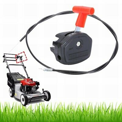 £3.49 • Buy Universal Throttle Control Switch & Cable Lever Kit Fits Mower Briggs & Stratton
