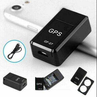 £7.99 • Buy Mini GPS GPRS Tracker Magnetic Car Spy GSM Real Time Tracking Locator Device