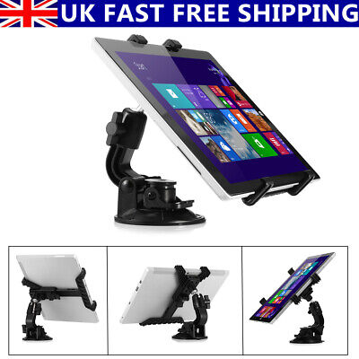 £3.39 • Buy Car Dashboard Windshield Suction Cup 360° Mount Holder For 7-11inch Tablet IPad