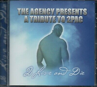 £1.99 • Buy 2 LIVE AND DIE - The Agency Presents A Tribute To 2Pac - CD Album