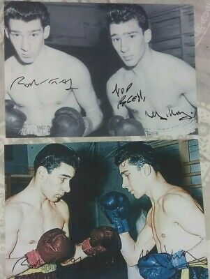 £4.50 • Buy The Krays Pictures. Signed. Boxing. Ronnie & Reggie Kray. Crime. Free Uk Post.