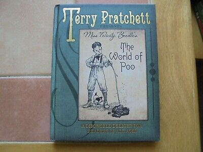£6.61 • Buy The World Of Poo By Terry Pratchett (Hardcover, 2012), A Discworld Book