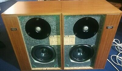 £684.80 • Buy KEF CRESTA 1969 T-27 And B110 Drivers Superb Top Conditions !