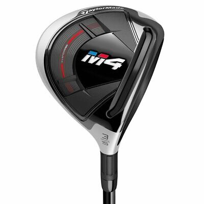 $74.99 • Buy Left Handed TaylorMade Golf Club M4 15* 3 Wood Stiff Graphite Value
